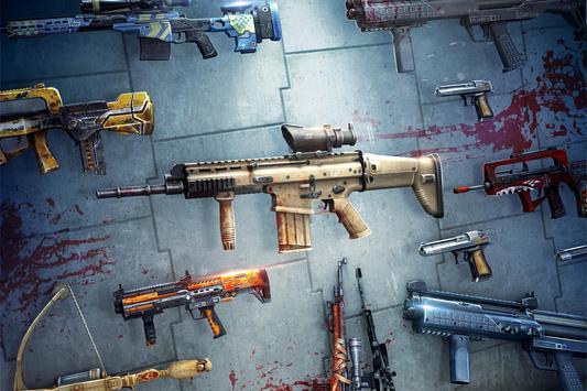 Zombie Frontier 3: Sniper FPS screenshot 7