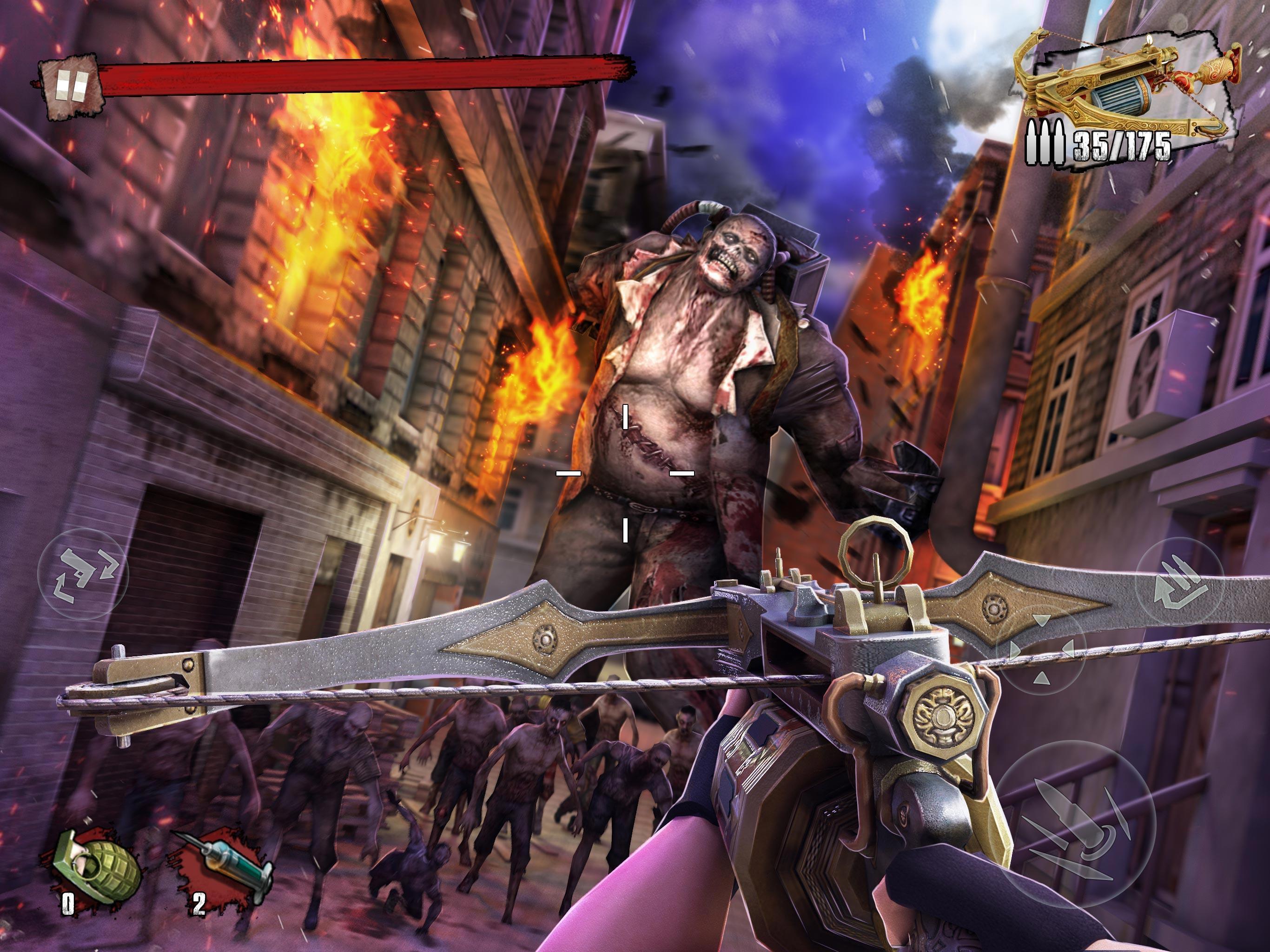 download zombie frontier 3 3d mod apk