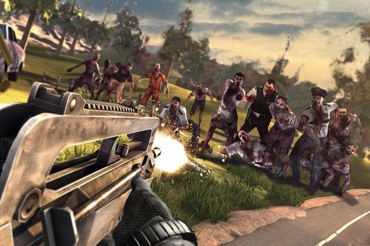 Zombie Frontier 3: Sniper FPS poster
