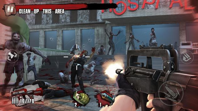 Zombie Frontier 3: Sniper FPS screenshot 17