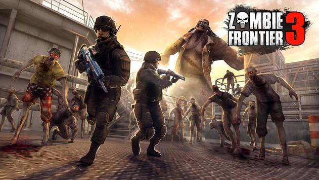 Zombie Frontier 3: Sniper FPS screenshot 20