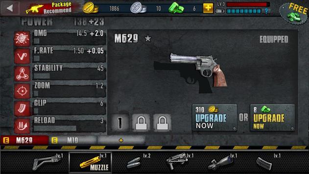 Zombie Frontier 3: Sniper FPS screenshot 22