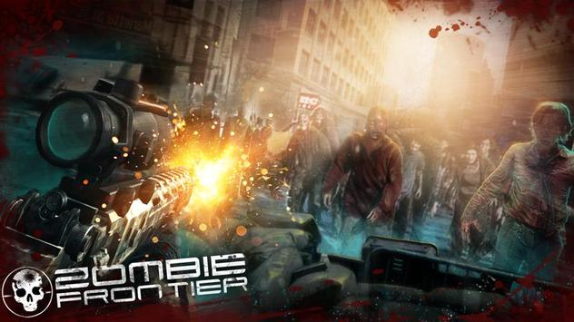 Zombie Frontier poster