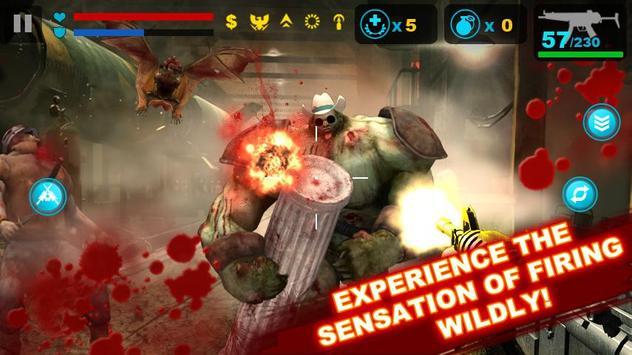 Zombie Frontier screenshot 3