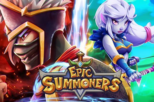 Epic Summoners Plakat