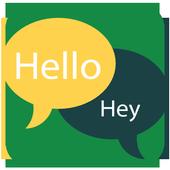 تعلم المحادثات باللغة الإنجليزية icon