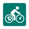 Bike Computer - GPS Cycling Tracker icon