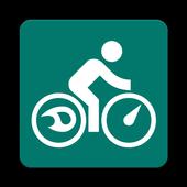 Bike Computer - GPS Cycling Tracker icon