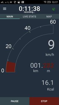 Bike Computer - GPS Cycling Tracker screenshot 7