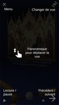 Saint Chapelet 3D avec audio capture d'écran 4