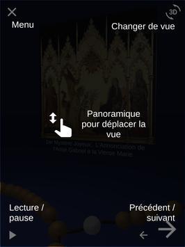 Saint Chapelet 3D avec audio capture d'écran 12