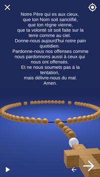 Saint Chapelet 3D avec audio capture d'écran 3