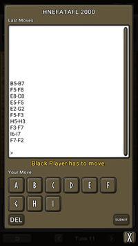 Hnefatafl captura de pantalla 3