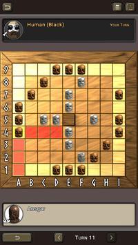 Hnefatafl captura de pantalla 4