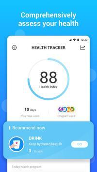 Health Tracker - Fitness Activity Recorder poster