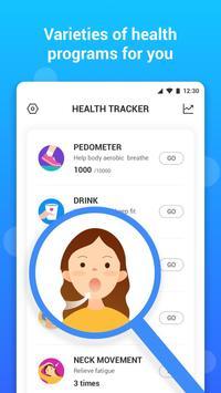 Health Tracker - Fitness Activity Recorder screenshot 1