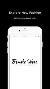 Female Wears poster