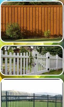 yard fence design screenshot 5