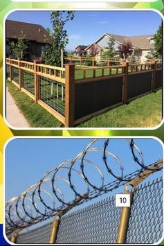 yard fence design screenshot 2