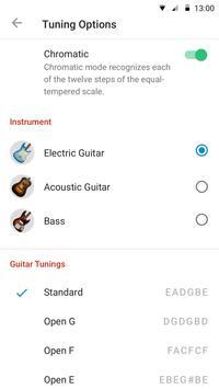 Guitar Tuner Free - Fender Tune تصوير الشاشة 3