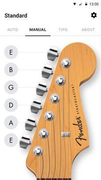 Guitar Tuner Free - Fender Tune تصوير الشاشة 2
