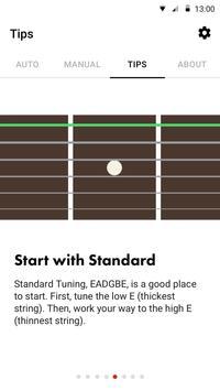 Guitar Tuner Free - Fender Tune تصوير الشاشة 4