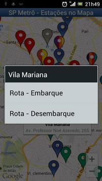 São Paulo Metrô screenshot 1