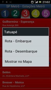 São Paulo Metrô screenshot 3