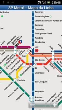 São Paulo Metrô screenshot 6