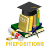 English Tests: Prepositions icon