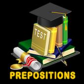 English Tests: Prepositions icon