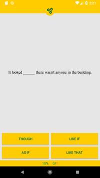 English Tests: Prepositions screenshot 1