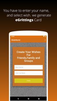 Wish World poster