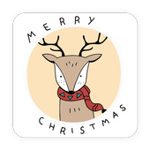 Christmas Sticker Pack for Whatsapp WastickerApps icon