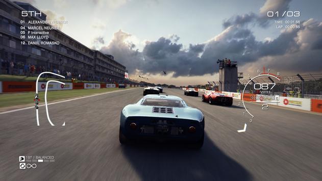 GRID™ Autosport - Online Multiplayer Test imagem de tela 5