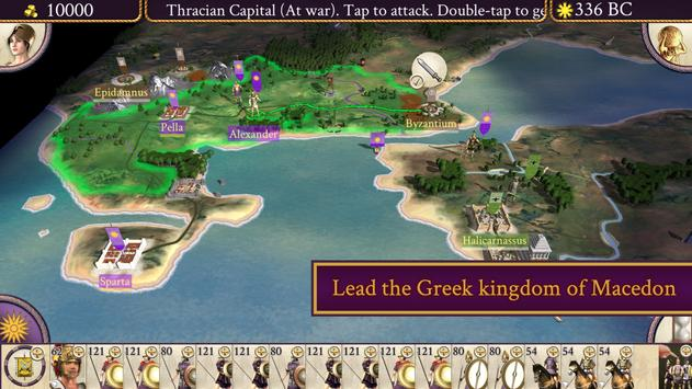 ROME: Total War - Alexander poster