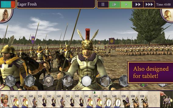 ROME: Total War - Alexander screenshot 8