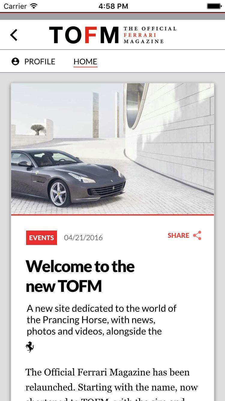 Ferrari Mag Für Android Apk Herunterladen