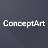 Concept Art icon