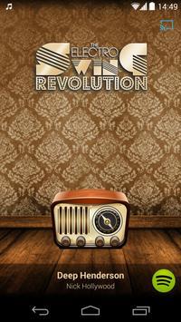Electro Swing Revolution Poster