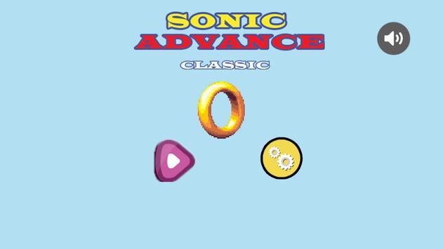 SONIC CLASSIC GO ADVANCE screenshot 3