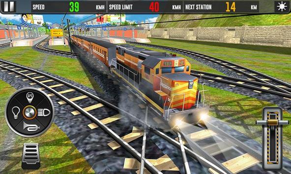Train Simulator Pro - Railway Crossing Game poster