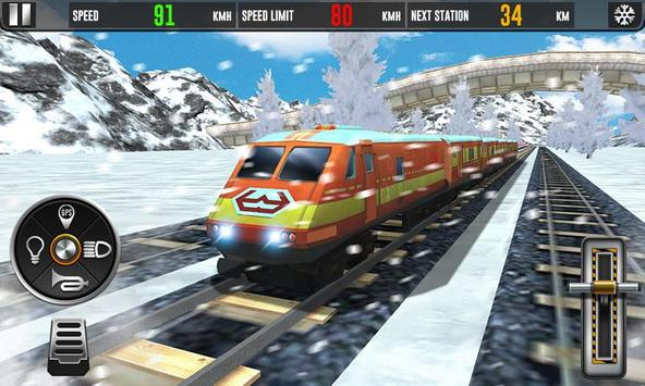 Train Simulator Pro - Railway Crossing Game screenshot 1
