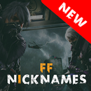 Names for FF with special symbols APK Android