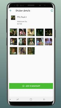 FFC (Fan Fight Club) Stickers for Whatsapp for Android - APK Download