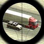 Sniper: Traffic Hunter icon