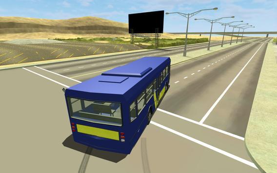 Real City Bus screenshot 4