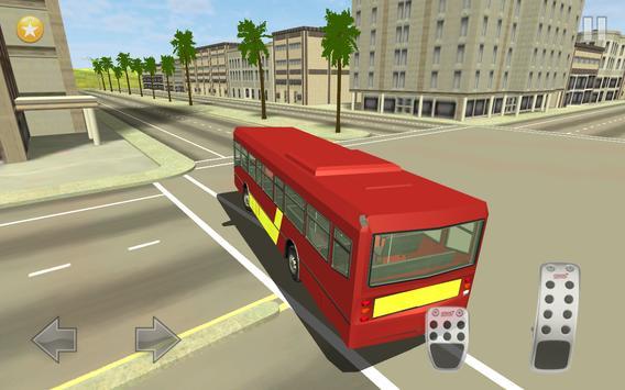 Real City Bus screenshot 5