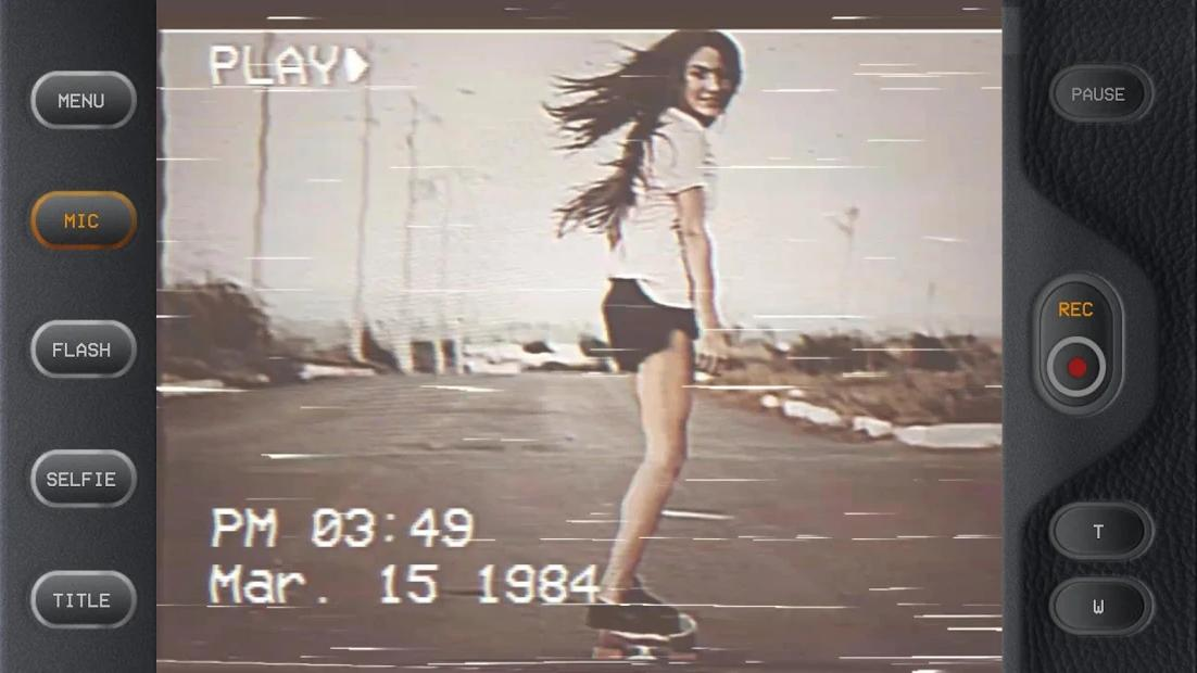 1984 Cam Vhs Camcorder Retro Camera Effects For Android Apk Download
