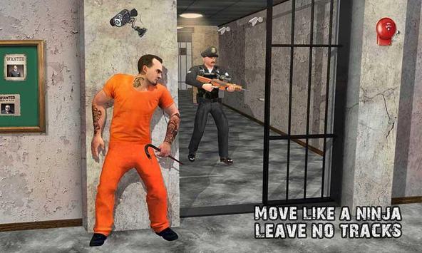 Alcatraz Prison Escape Plan: Jail Break Story 2018 screenshot 3